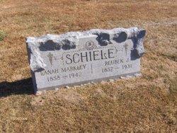 Lanah <I>Markley</I> Schiele