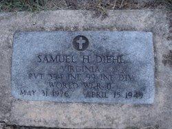 Samuel Harvey Diehl