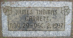 James Thomas Garrett