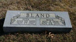 "Walter M. ""Mack"" Bland"
