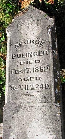 George Washington Bolinger