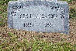 John Henry Alexander