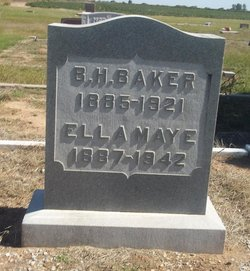 Ella Maye <I>McClure</I> Baker