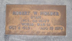 Robert William Holder