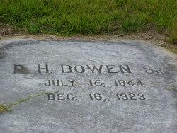 Richard Henry Bowen, Sr