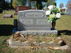 Lucy Ann <I>Martin</I> Hartnett