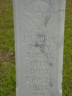 """J. William """"J.W."""" Brown"""