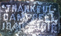 Thankful Campbell