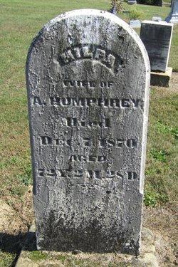 Hilpa <I>Everett</I> Humphrey