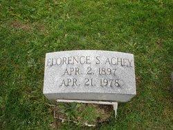 Florence S. Achey