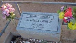 Manuelita <I>Valencia</I> Trujillo