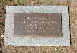 Sgt John Raymond Barcus