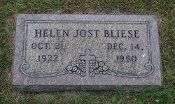 Helen Monica <I>Jost</I> Bliese