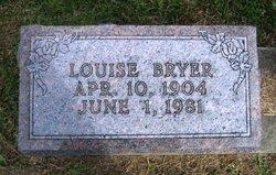 Louise Bryer