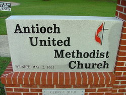 Antioch United Methodist Church Cemetery