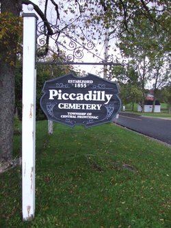 Piccadilly Cemetery