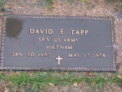 David E. Tapp