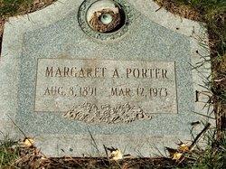 Margaret A <I>Allen</I> Porter