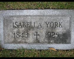 Isabella York