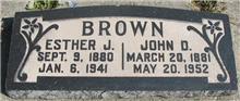 John David Brown