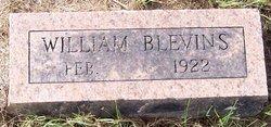 William Blevins