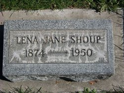 Lena Jane Shoup