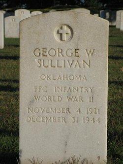 George W Sullivan