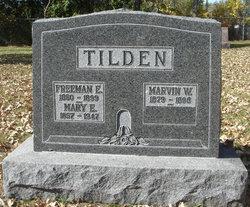 Marvin W. Tilden