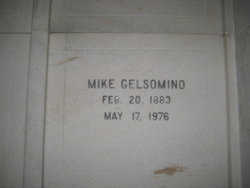 """Michael """"Mike"""" Gelsomino"""