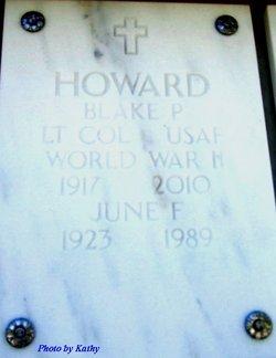 June F. Howard
