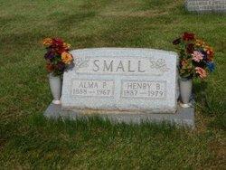 "Henry Burton ""Burt"" Small"