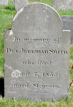 Deacon Jeremiah Smith