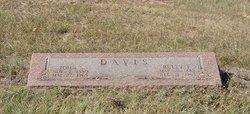 Betty F <I>Nowell</I> Davis