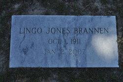 Lingo <I>Jones</I> Brannen