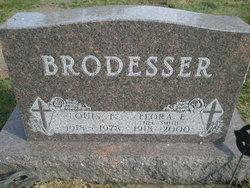 Flora E. <I>Smith</I> Brodesser
