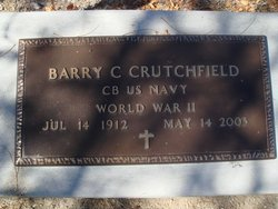Barry C Crutchfield