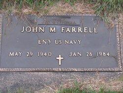 John M Farrell