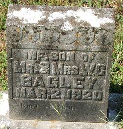 Infant Son Bagley