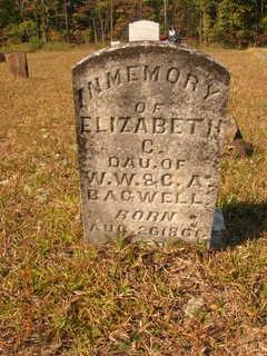 Elizabeth C Bagwell