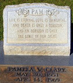 """Pamela V. """"Pam"""" Clark"""
