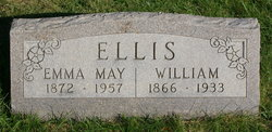 Emma May <I>Whiteman</I> Ellis