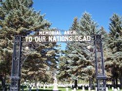 Colorado State Vet. Center at Homelake Cemetery