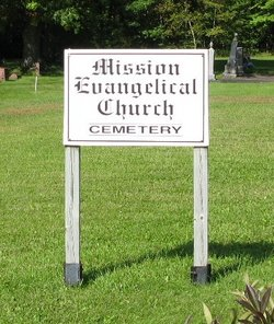 Mission Evangelical Church Cemetery