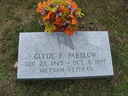 """Clyde F """"Skip"""" Parslow"""