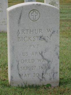 Arthur Bickstein