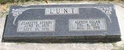 Alfred Oscar Lunt