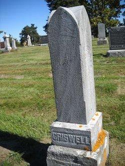 Julia <I>Howell</I> Criswell