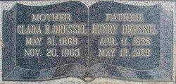 Henry Dressel