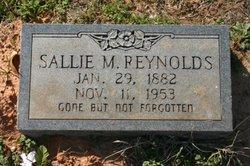 Sally [Sallie] Ann <I>Meece</I> Reynolds