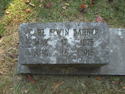Carl Elwin Barber